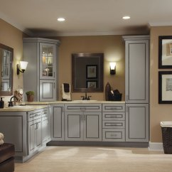 Budget Kitchen Cabinets How To Build Your Own Duvall Maple Tidal Mist Artisan Glazing