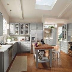 Lowes Kitchens Designs Kitchen Aid Mixers On Sale Diamond At - Gresham Maple Juniper Berry