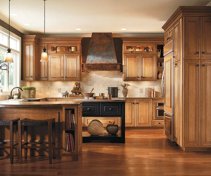Diamond at Lowes  Find Your Style  Peyton Maple Sahara