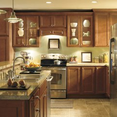 Alder Cabinets Kitchen Ventilation Hood Diamond At Lowes - Find Your Style Wallace Maple White