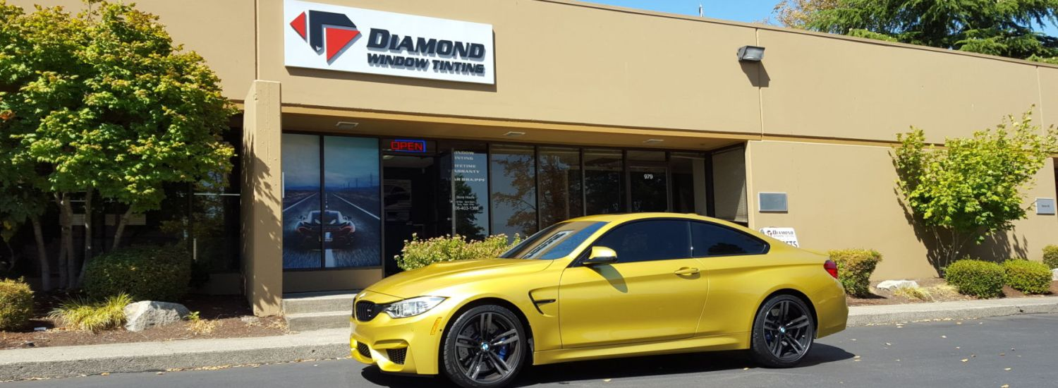 Diamond Window Tinting places to tint car windows