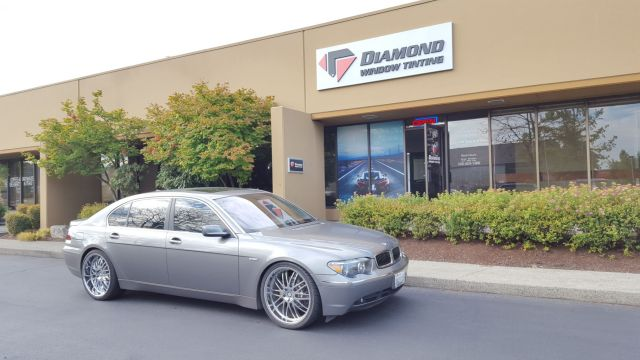 Diamond Window Tinting window tinting Bellevue WA