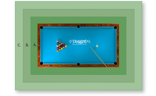 diamond billiard products