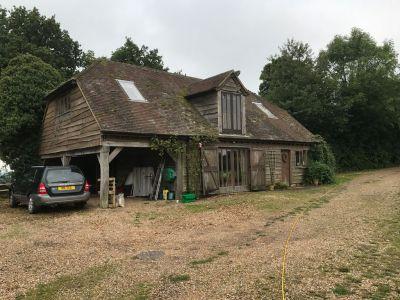 House Window Clean Kingsley Pt3 The Barn