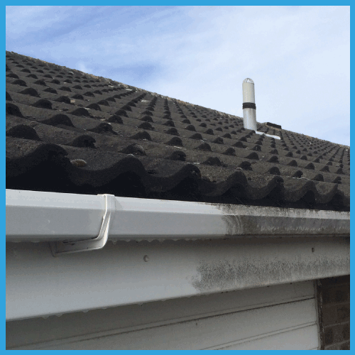 Fascia & Soffit Cleaning Services Hampshire