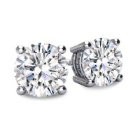 Diamond Stud Earrings - Diamond Brokers & Fine Jewelry of ...