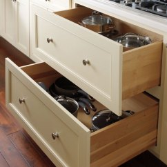 Kitchen Pull Out Drawers Walmart Play Sets Two Drawer Base Cabinet - Diamond Cabinetry