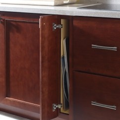 Kitchen Floor Cabinet Triangle Table Organization Products Diamond Cabinets 6 Wide Full Height Single Door Base
