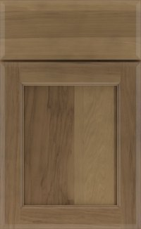 Morel Cabinet Stain on Hickory  Diamond Cabinetry