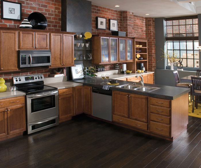 Image Result For Kitchen Color Ideas Maple Cabinets