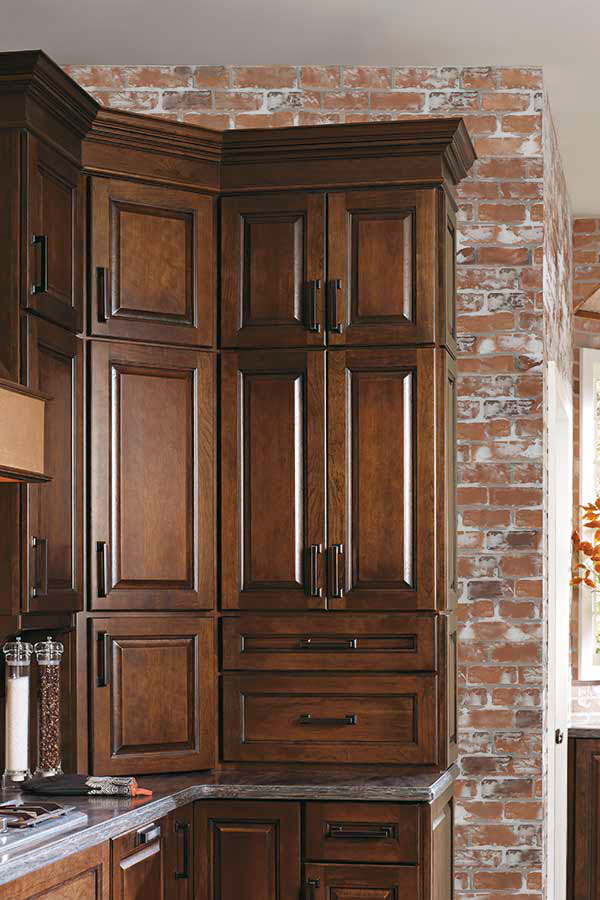 Stacked Wall Cabinet  Diamond Cabinetry