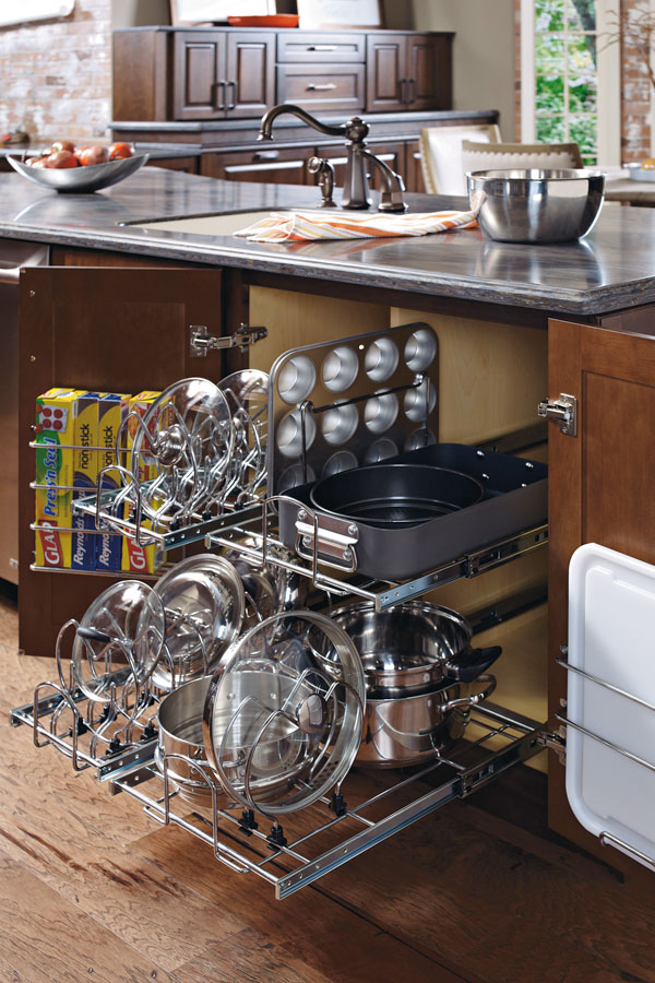 Gourmet Super Cabinet Diamond Cabinetry