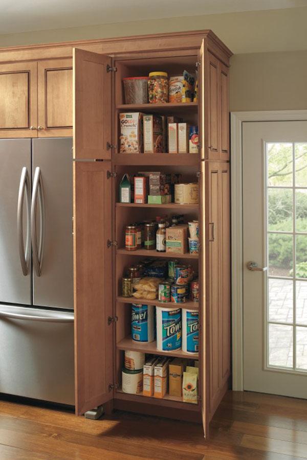 Utility Storage Cabinet  Diamond Cabinetry