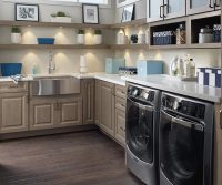 Laundry Room Storage Cabinets - Diamond