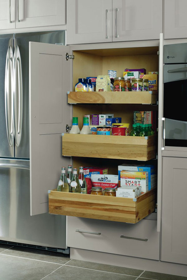 best place to buy kitchen cabinets undermount sink deep roll trays in pantry top unit - diamond cabinetry