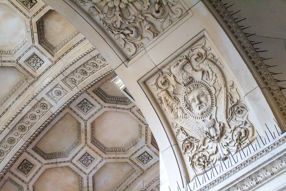 Royal Academy Relief