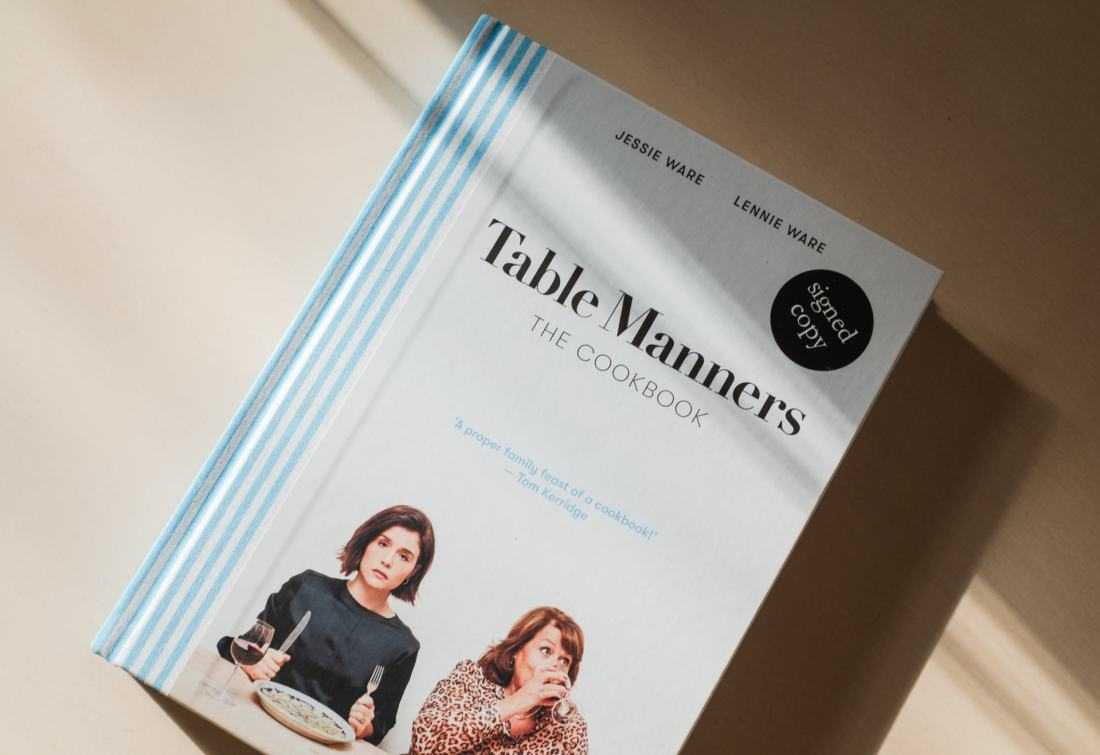 Table manners cookbook
