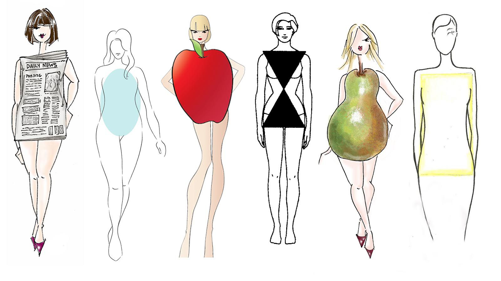 How To Select A Uniform For Your Body Shape