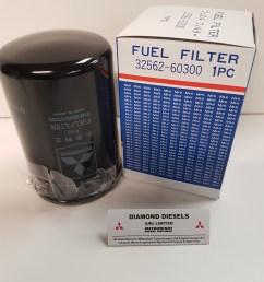 3256260300 fuel filter sr sa sb engines [ 3024 x 4032 Pixel ]