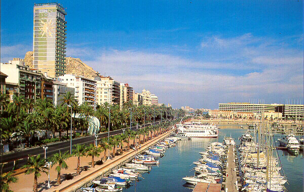 area information alicante benidorm