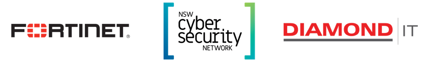 Diamond Fortinet NSW Cyber Security Network