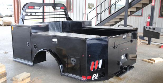 Pj Utility Steel Truck Bed Halsey Oregon Diamond K Sales