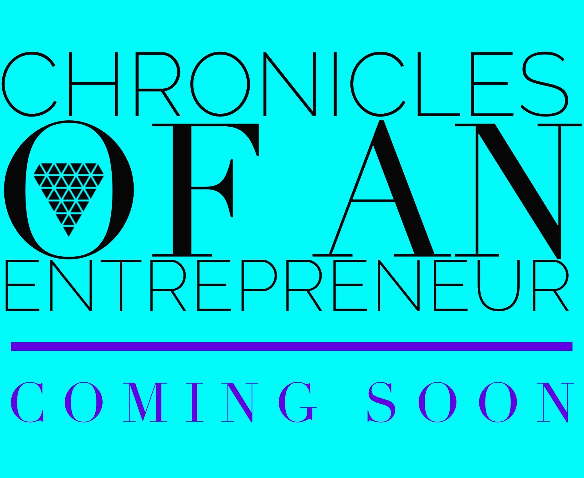 Chronicles-of-an-Entrepreneur