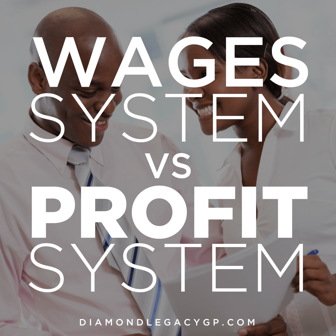Wages System Vs Profits System