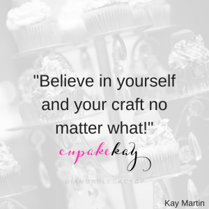Cupcake kay quote