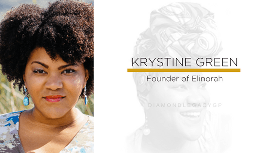DIAMOND LEGACY GROUP SPOTLIGHT KRYSTINE GREEN OF ELINORAH