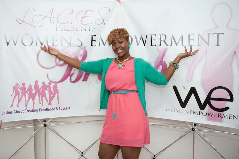 Felicia Lee founder of L.A.C.E.S Inc Ladies about Creating Excellence & Success Incorporated