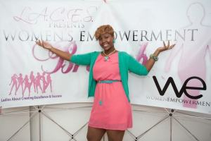 Felicia Lee founder of L.A.C.E.S. Inc