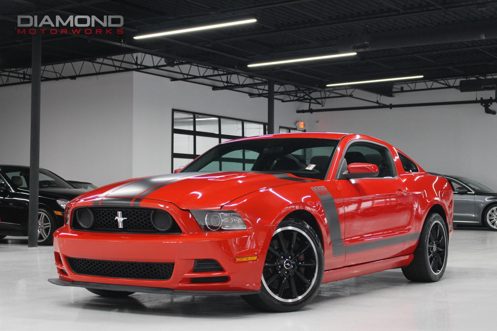 2013 Ford Mustang 2dr Coupe Boss 302 Stock 248791 For Sale Near Lisle Il Il Ford Dealer
