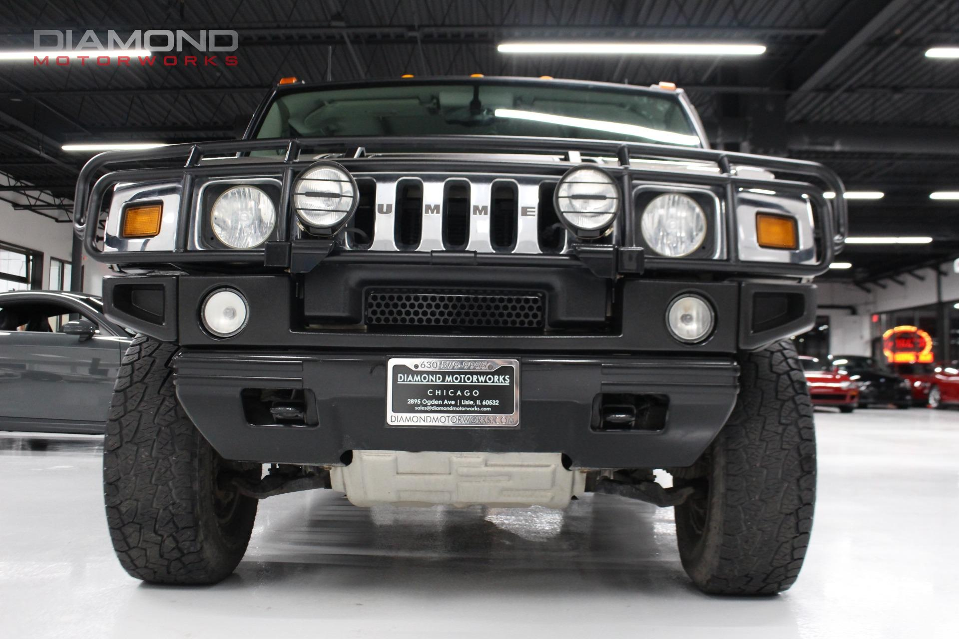 2003 HUMMER H2 Lux Series Stock for sale near Lisle IL
