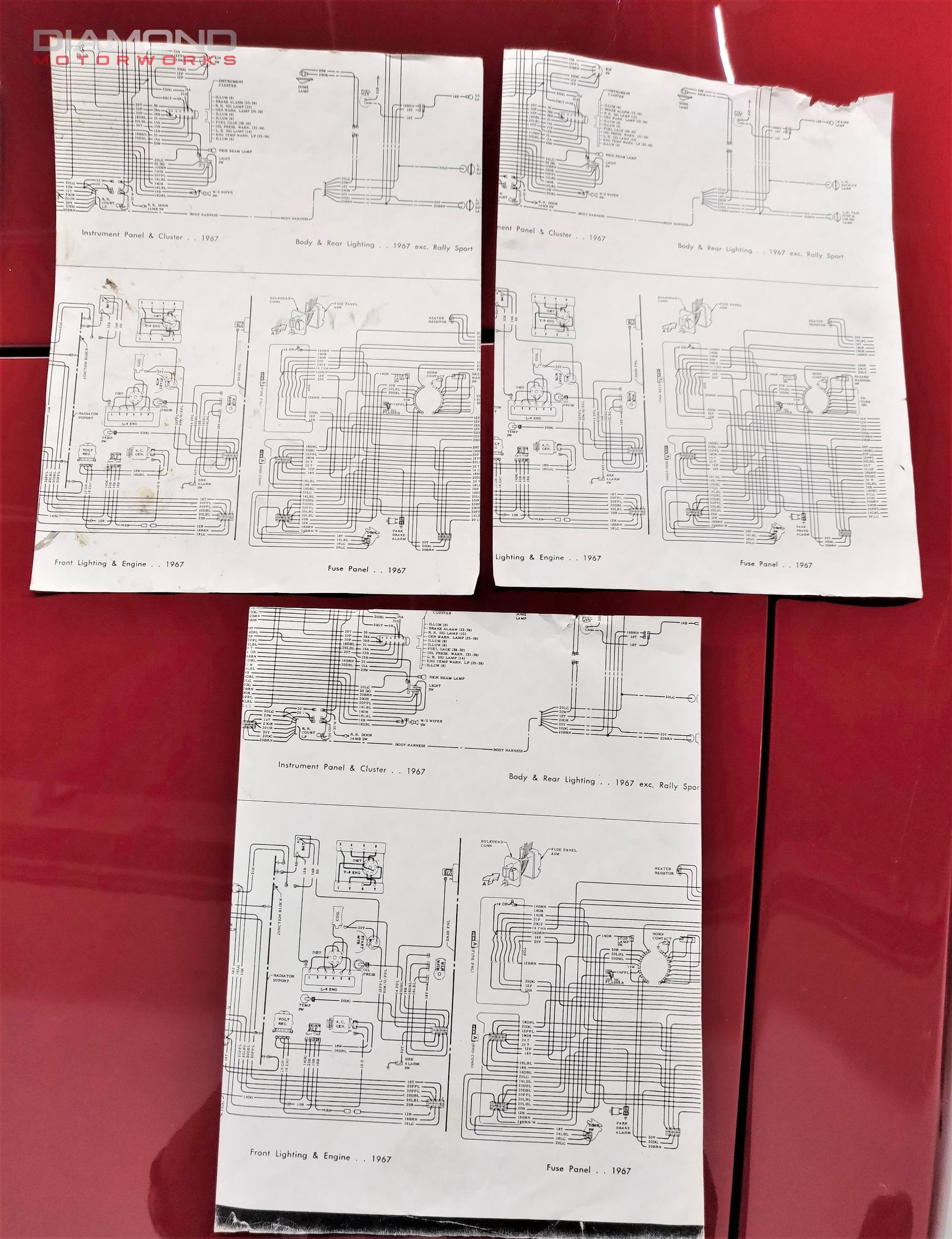 hight resolution of 1967 chevy camaro fuse box wiring diagram1967 chevy camaro fuse box