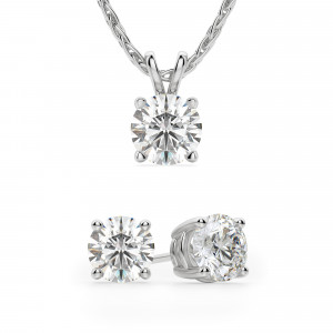 Four-Piece Round Cut Set