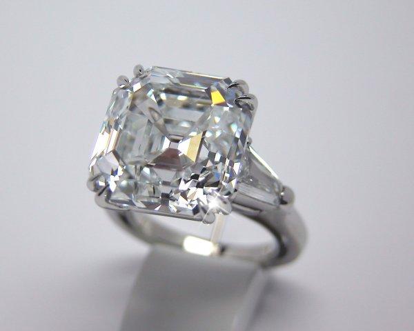 Asscher Cut Diamonds Explained
