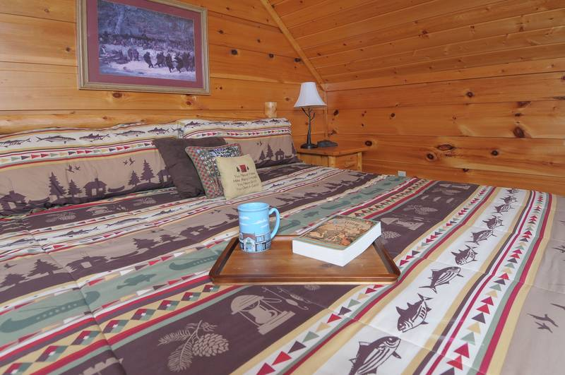 Cabin 1500 Foot Square Level 1
