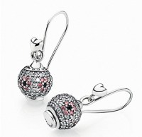 Pandora Earrings Charms