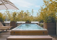 Roof Pools & Rooftop Pools