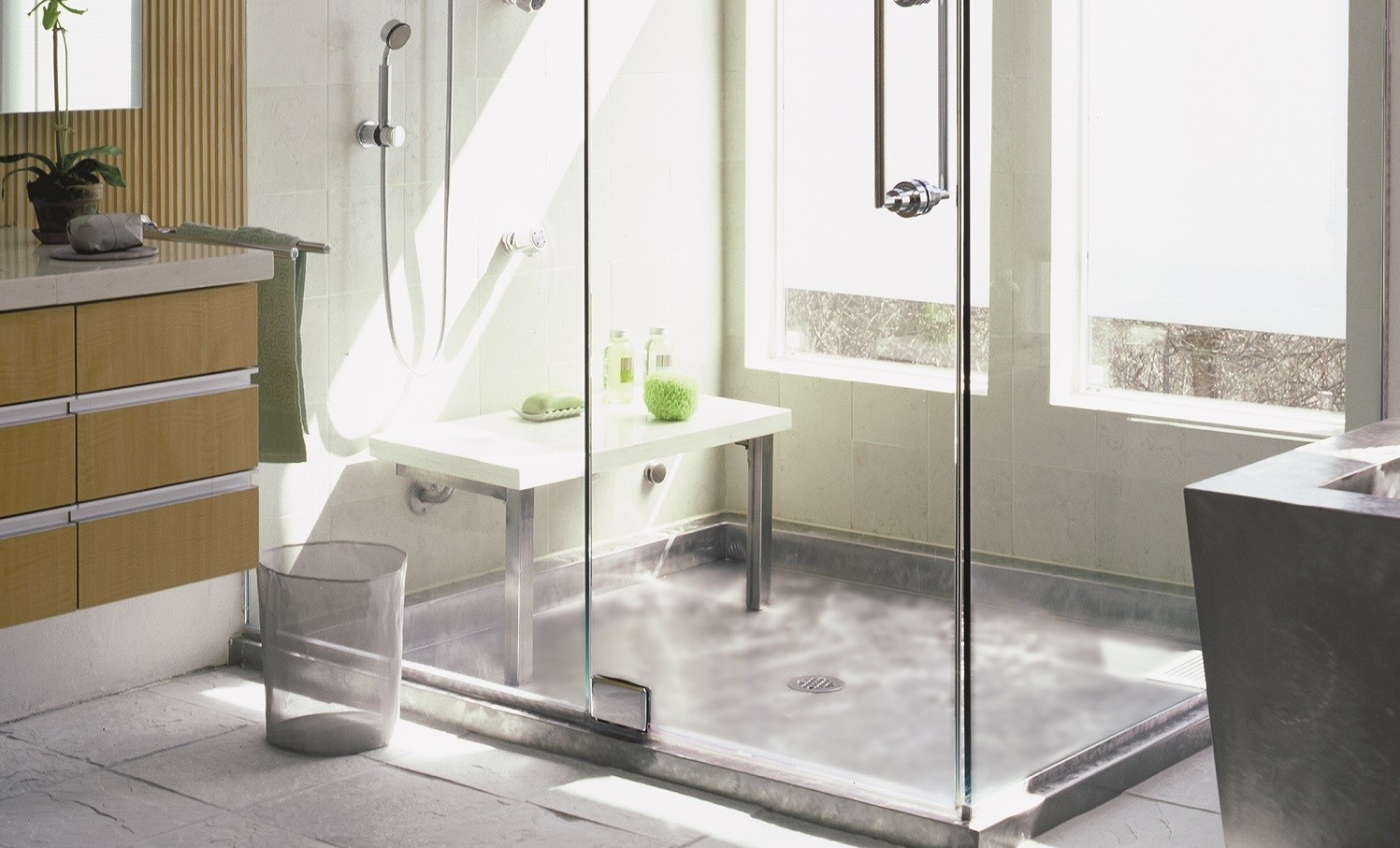 Toilet Technology  Shower Floor Pans  The Right Way