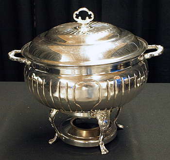 conference tables and chairs mario bellini chair sterling silver 8 quart round chafing dish | diamond state party rentals