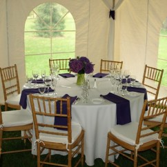 Table And Chair Rentals In Delaware Swivel Vw T5 Diamond State Party Settings