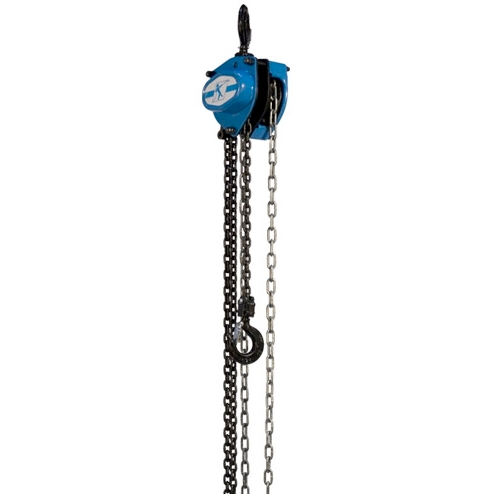 Diamond Tool: Tractel 19719 1 Ton Manual Hand Chain Hoist