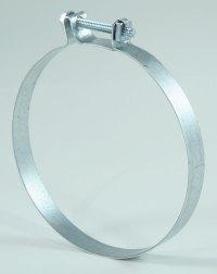 Diamond Tool: Flexible Tubing Clamp for Dryer Vent