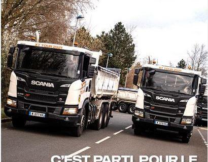 XT Tour Scania 2021 c'est reparti ! Réservez vos journées de démonstrations…