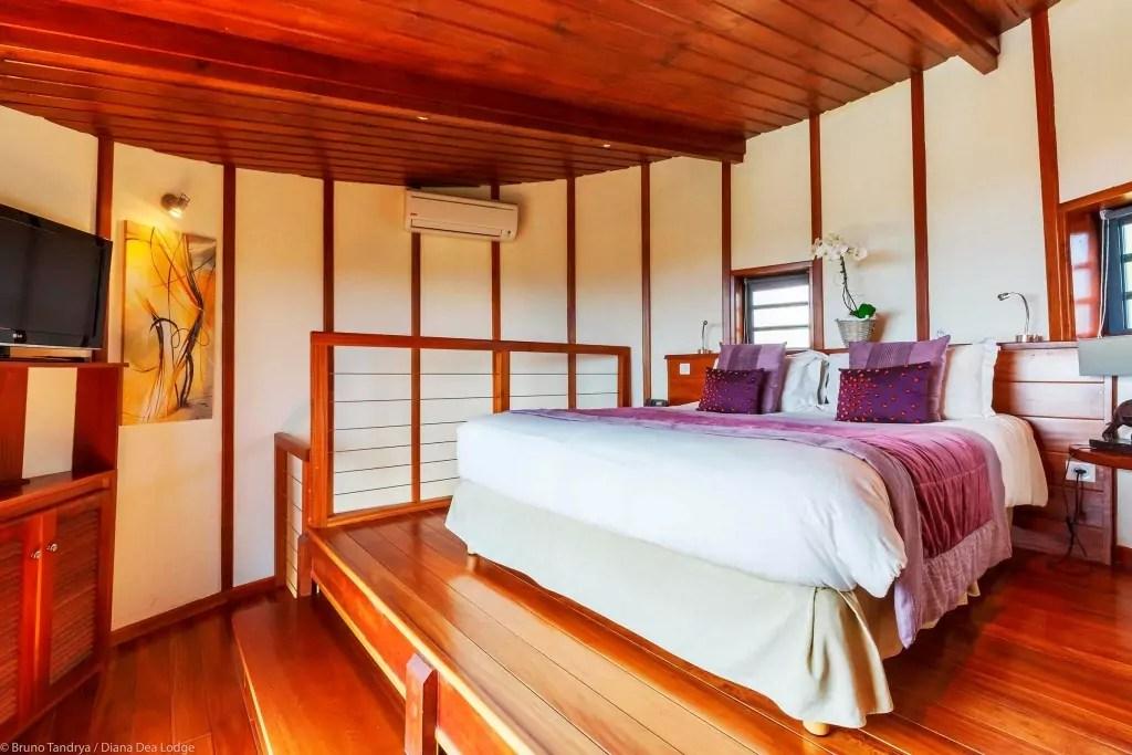 Suite Nuptiale  Diana Dea Lodge  Hotel Ile de la Runion