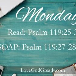 Psalm 139 W2D1