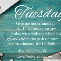 Psalm 119 W2D2