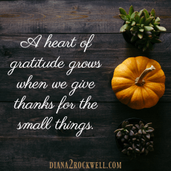 Thankful to be Thankful-4 & 5